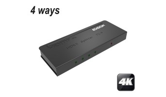 4К HDMI активен сплитер EDISION 1x4