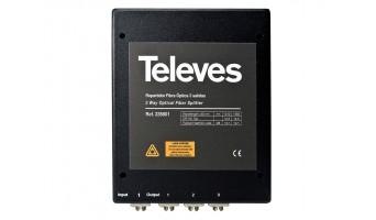 Televes 235801 1х3 FO сплитер FC/PC