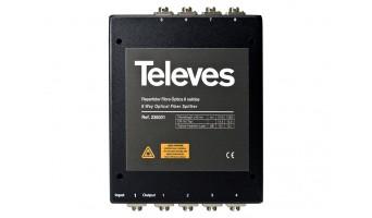 Televes 236001 1х8 FO сплитер FC/PC