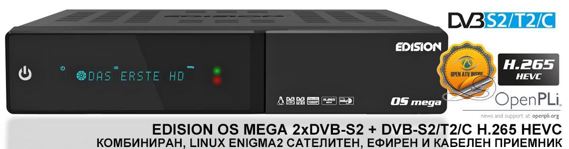 Edision OS MEGA