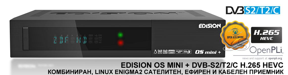 Edision Os mini+