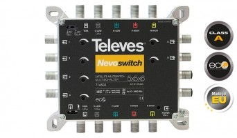 Мултиключ Televes Nevoswitch 5x5x6