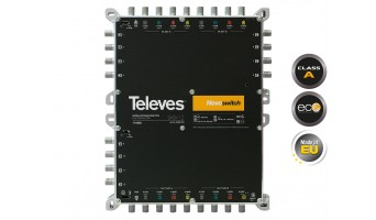 Мултиключ Televes Nevoswitch 9x9x12