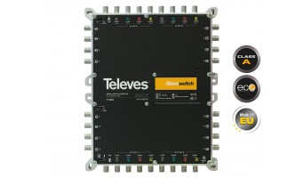 Мултиключ Televes Nevoswitch 9x9x16