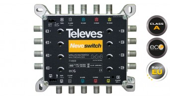 Мултиключ Televes Nevoswitch 5x5x8