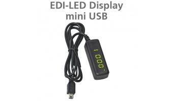 EDI-LED дисплей с IR удължител