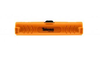 Televes резачка за коаксиален кабел