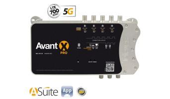 Усилвател Televes Mini Headend AVANT X PRO 5G LTE, програмируем