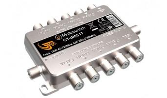 GT-SAT dCSS GT-dMS1 програмируем Unicable мултиключ 24UB + Terrestrial