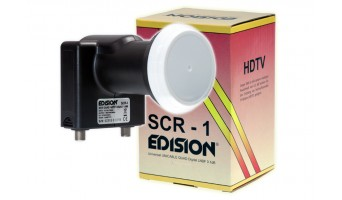Unicable конвертор EDISION SCR-1