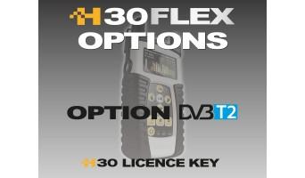 Televes DVB-T2 лиценз за H30FLEX (изисква да има лиценз за DVB-T)