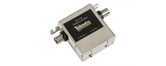 Televes 4162 2 канален Trap филтър