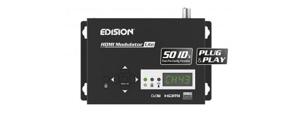 DVB-T модулатор EDISION HD LITE