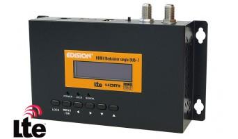 EDISION HDMI модулатор single DVB-T