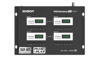 DVB-T модулатор EDISION HD LITE QUAD