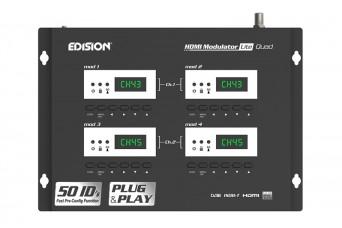 EDISION HDMI DVB-T модулатор LITE QUAD