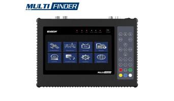 EDISION MULTI-FINDER DVB-S2/T2/C и CCTV ( TVI, AHD, CVI, CVBS, HDMI IN )