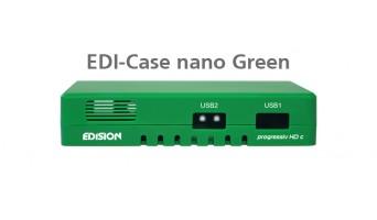 EDI-Case NANO зелена