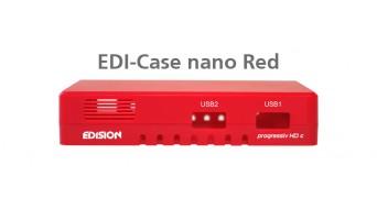 EDI-Case NANO червена