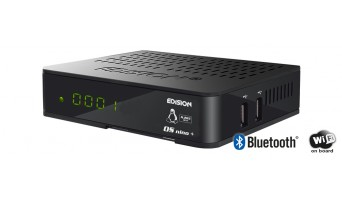 EDISION OS NINO+ DVB-S2+DVB-T2/C H.265 HEVC