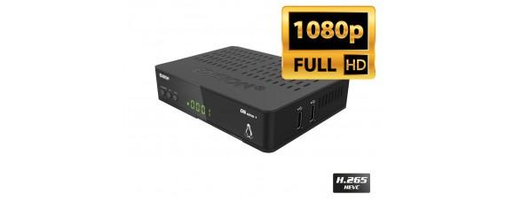 Linux E2 сателитен приемник EDISION OS NINO+ DVB-S2