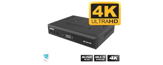 4K UHD Linux Е2 сателитен приемник EDISION OS MINI S2X