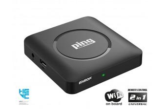 IPTV приемник EDISION Ping H.265 HEVC, LAN & WIFI, STALKER, XTREME