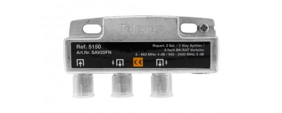 Televes 5150 ВЧ сплитер 2 изхода