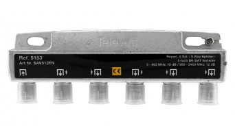 Televes 5153 ВЧ сплитер 5 изхода