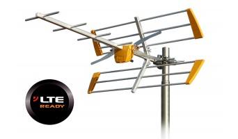 Televes ефирна антена Yagi +10dB UHF