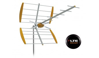 Televes ефирна антена Yagi +12dB UHF