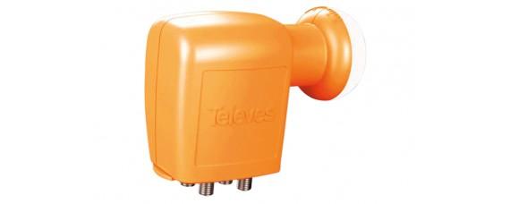 Четворен конвертор Televes 761001