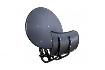 Тороидална, мултифокусна, офсетовa антена Maximum T90