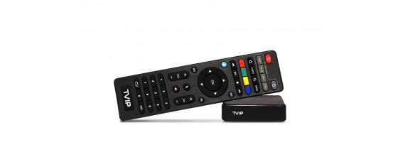 IPTV приемник Mediacenter TVIP S-Box v.530
