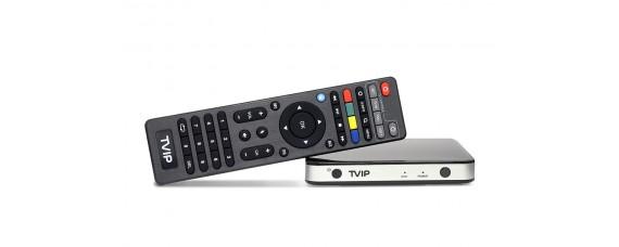 IPTV приемник Mediacenter TVIP S-Box v.525